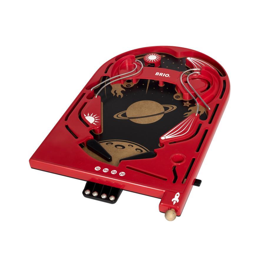 BRIO® Dřevěný pinball Space Safari 34017