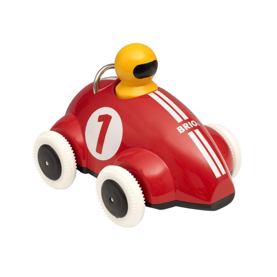 BRIO® Auto da corsa Push and Go 30226