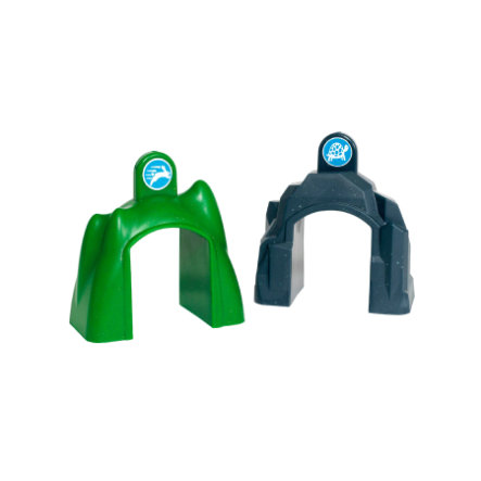 BRIO® WORLD Smart Tech Action Tunnel Snelheid