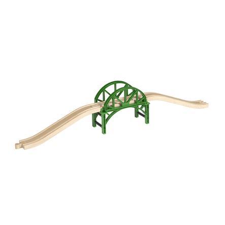 BRIO® WORLD Stapelbrücke mit Rampen 33885