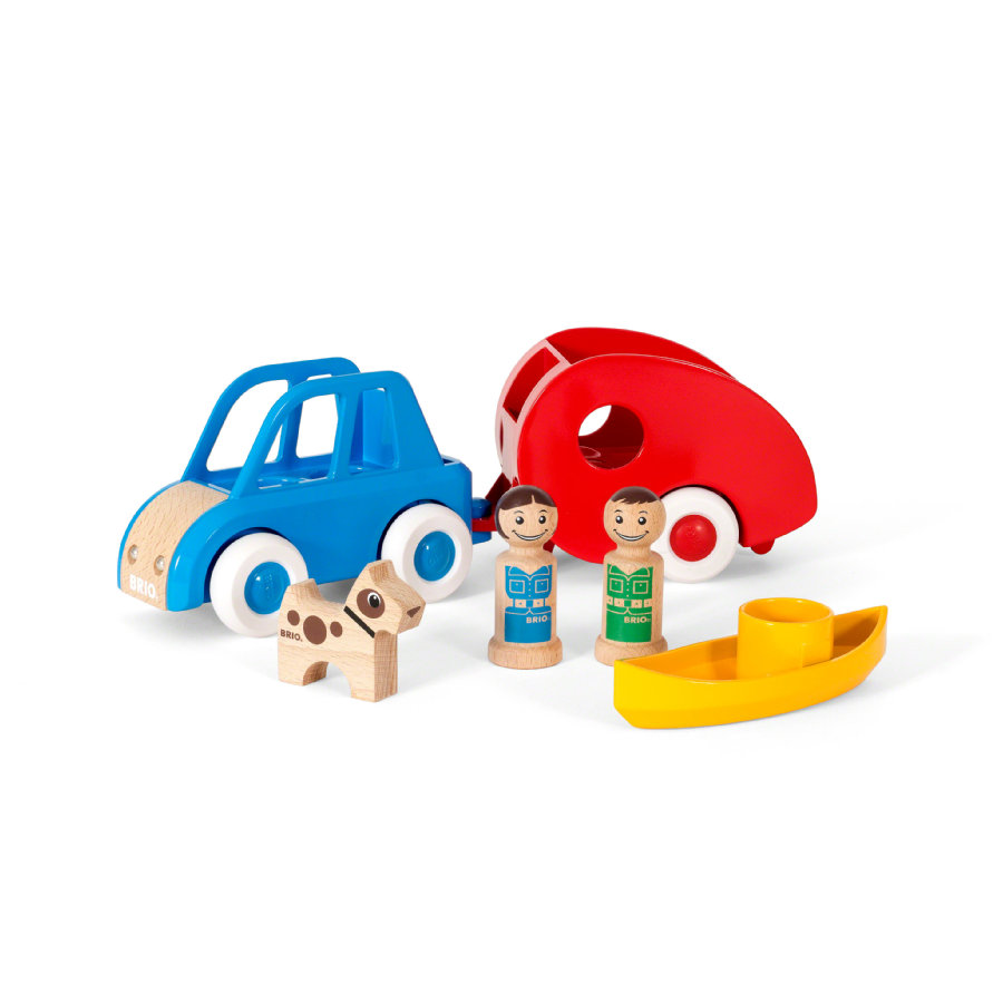 BRIO® My Home Town Campingset 30316