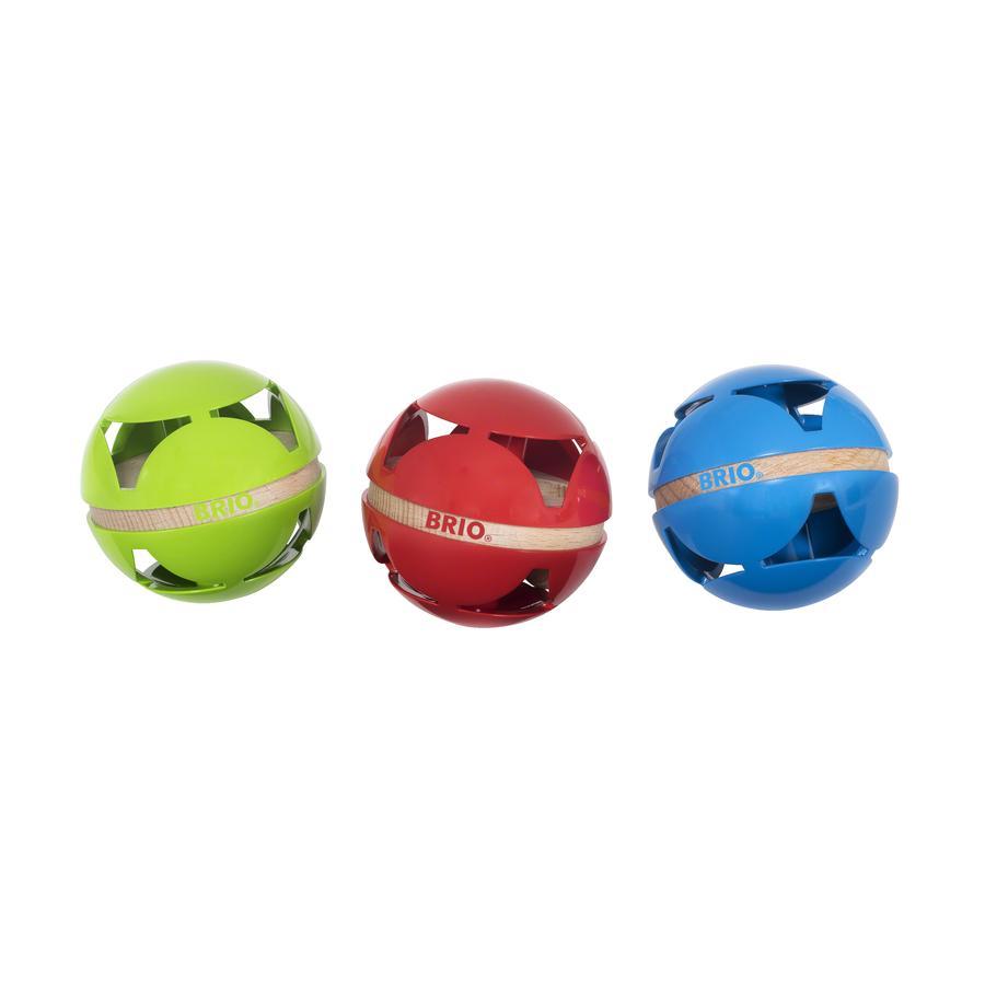 BRIO® Motoriek-Rammelaar ballen