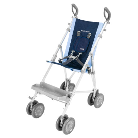MACLAREN Imbottitura per cintura Major Elite Blue/Navy