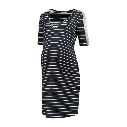 LOVE2WAIT Stillkleid Striped