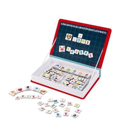 Janod® MagnetiBook Aplhabet