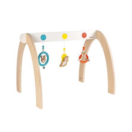 Janod® Baby Pop - Pałąk z zabawkami