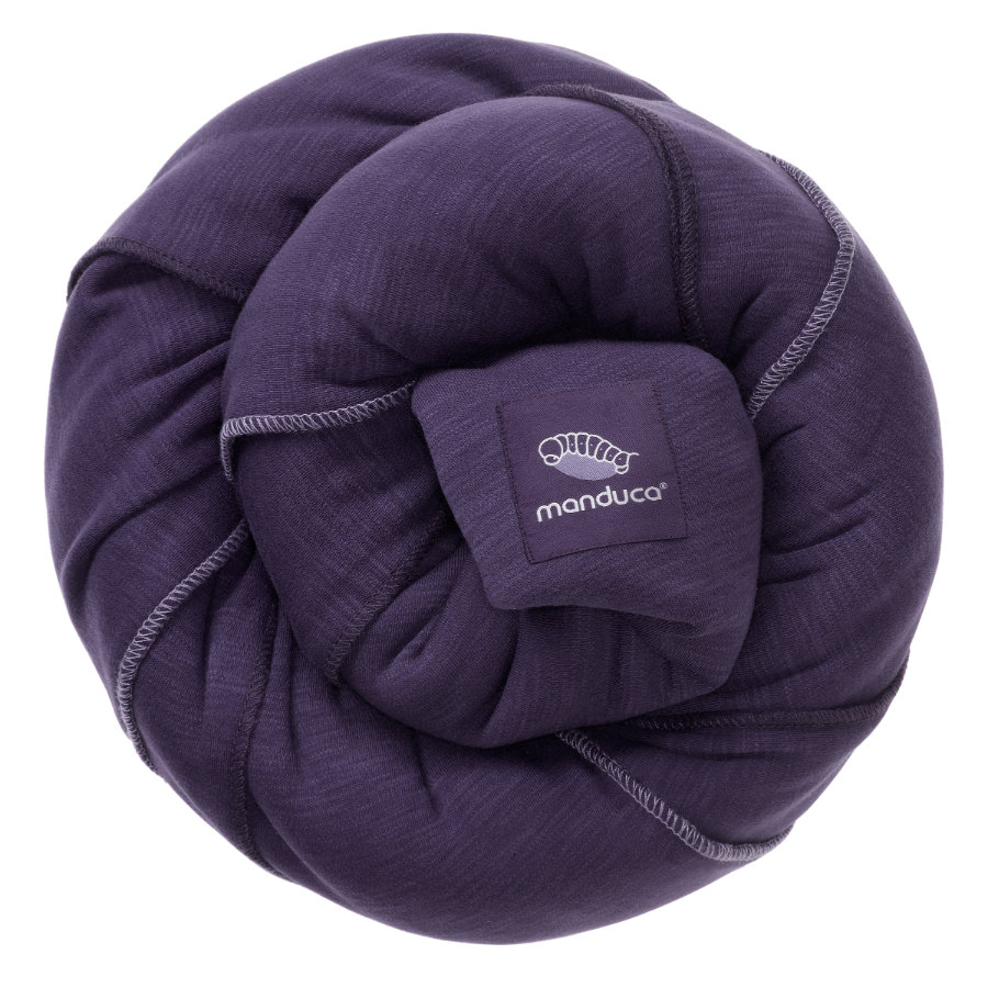 manduca Tragetuch Sling purple