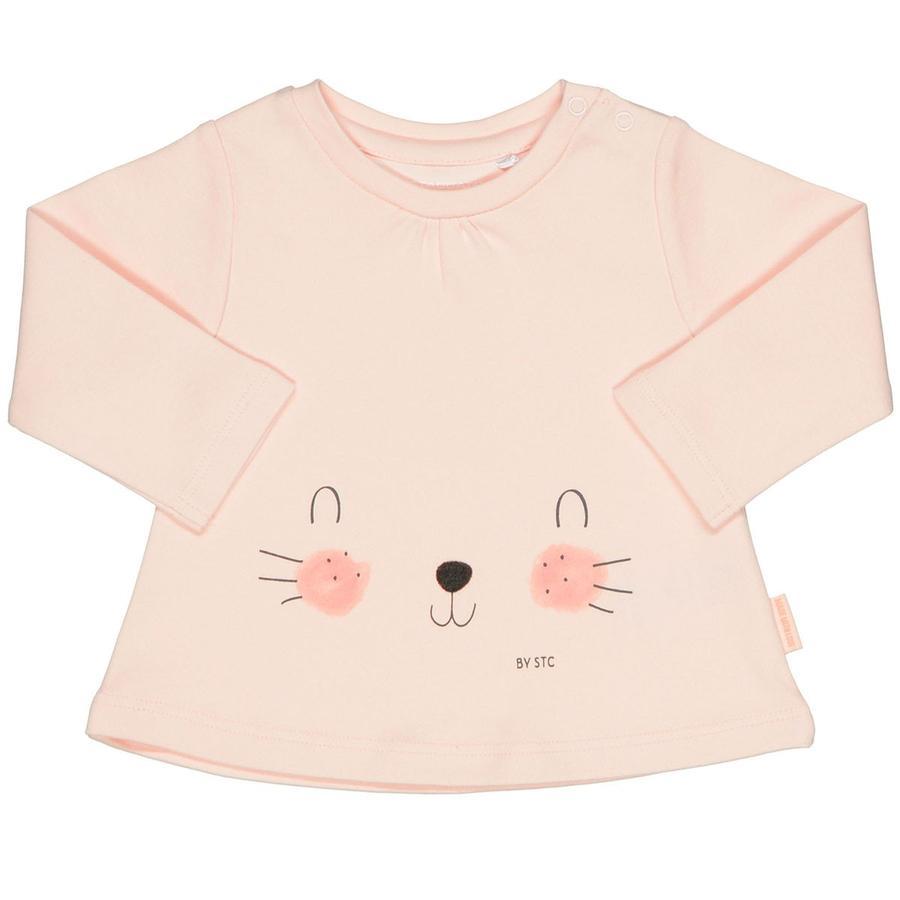 STACCATO Girls Langærmet shirt lyserød