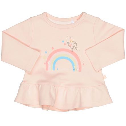 STACCATO Girls Langærmet shirt Regnbue lyserød