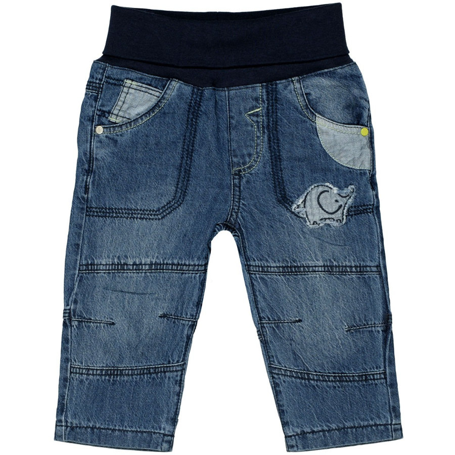 STACCATO Boys Jeans Elephant blue denim.