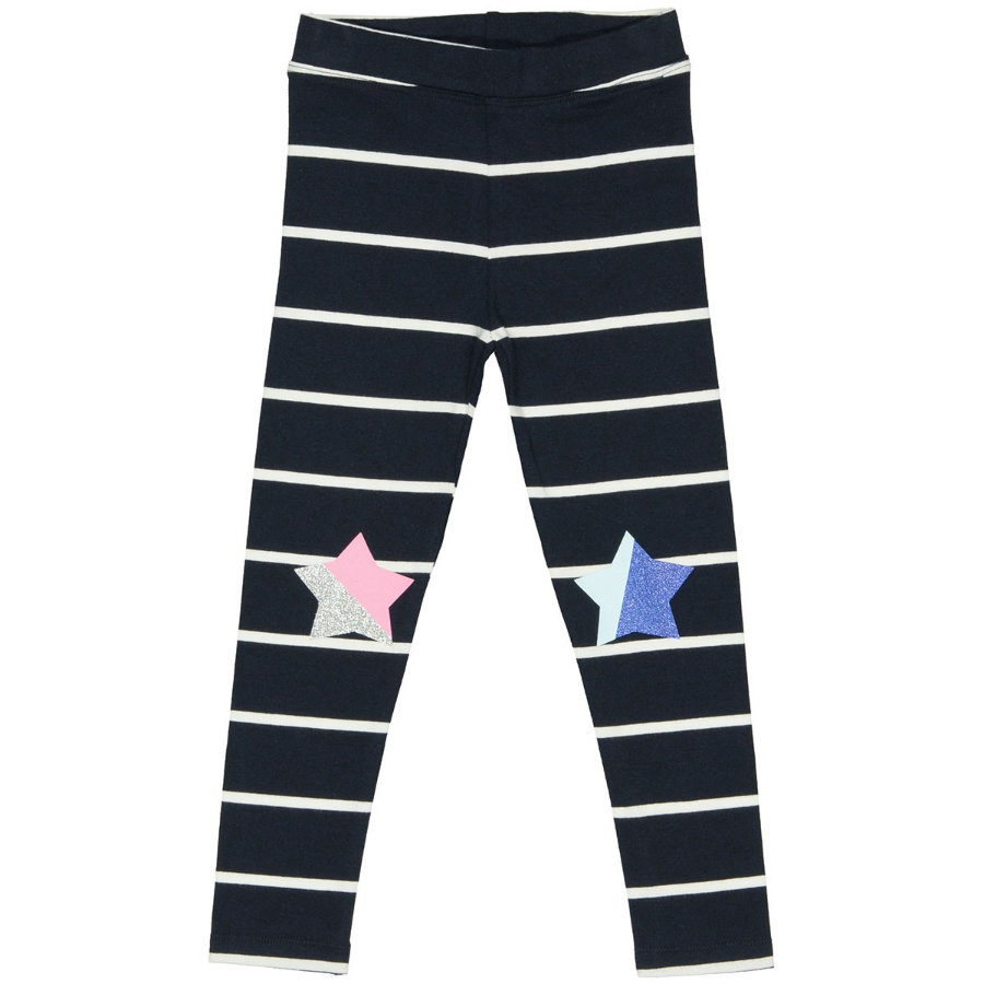 JETTE by STACCATO Girls Leggings Streifen blau