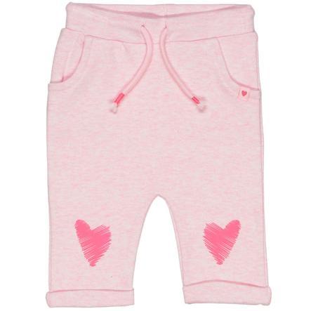 STACCATO Girls Hose mit Herzen rosa