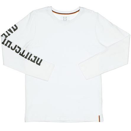 STACCATO Boys Camicia manica lunga bianca