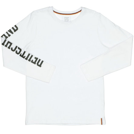 STACCATO Boys Camisa manga larga blanca
