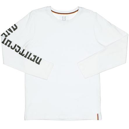 STACCATO Boys Shirt met lange mouwen wit