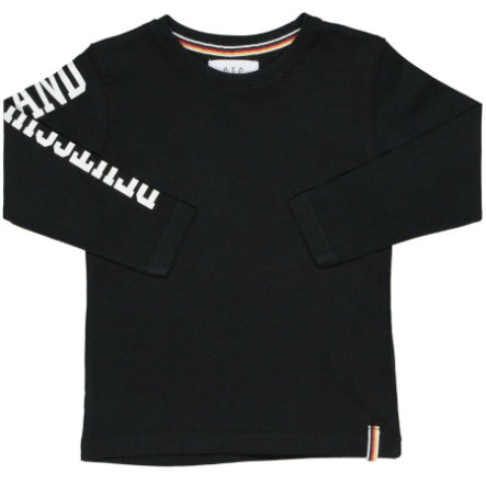 STACCATO Boys Koszula z długim rękawem w kolorze czarnym