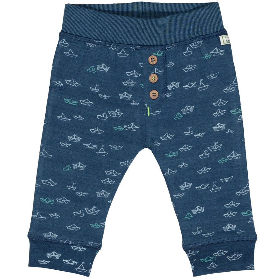 STACCATO Boys pantalones de chándal azul