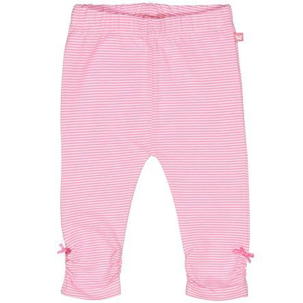 STACCATO Girl s Leggings Ringel roze