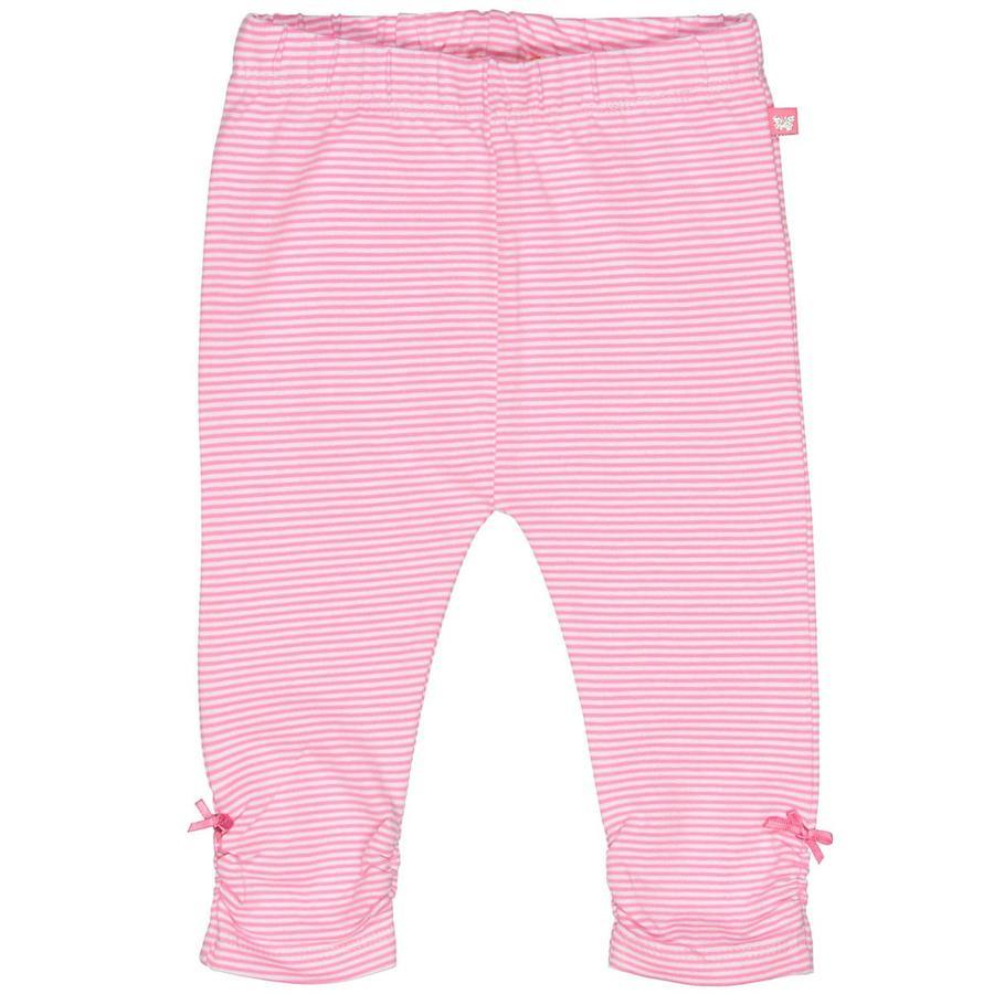 STACCATO Girls Leggings Ringel rosa