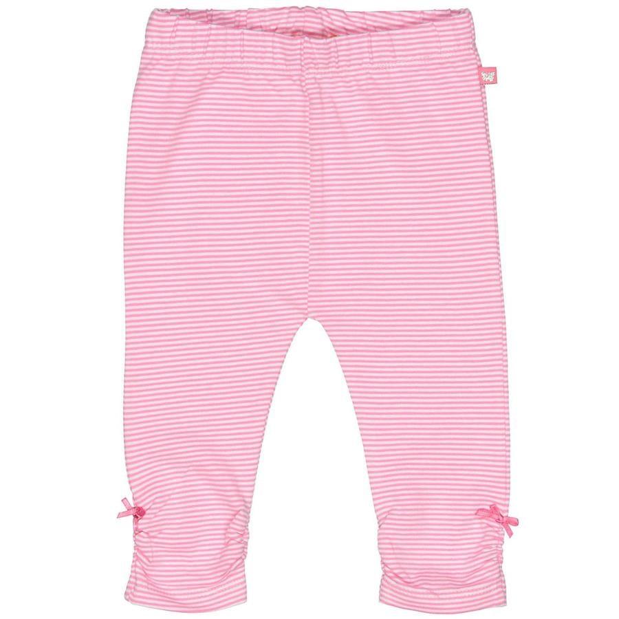 STACCATO Girls Leggings striber lyserød
