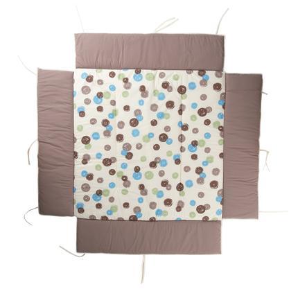 geuther Bettchen passend für Laufgitter 97 x 97 cm Punkte