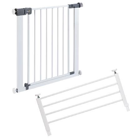 Safety 1st Cancelletto Porta Quick Close ST con estensione di 28 cm