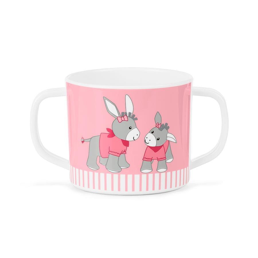 Sterntaler Emmi Girl cup med håndtag
