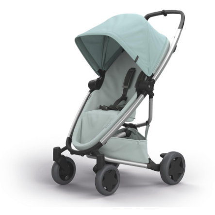 Quinny Buggy Zapp Flex Plus Frost on Grey