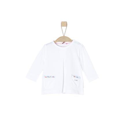 s.Oliver Långärmad tröja white