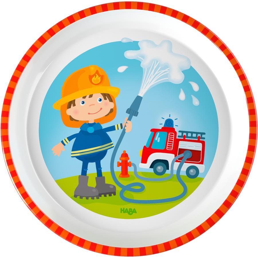 HABA Teller Feuerwehr 303692