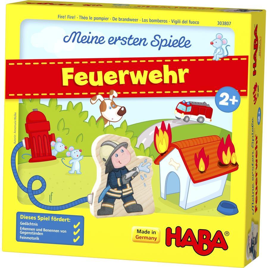 HABA Meine ersten Spiele - Feuerwehr 303807