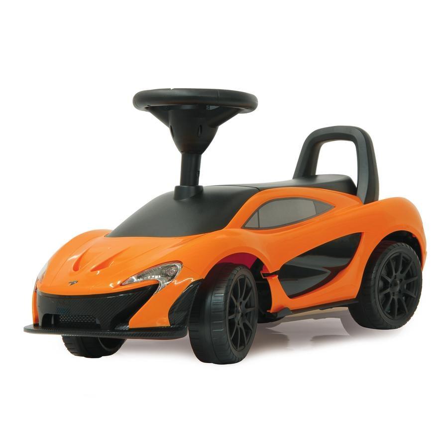 JAMARA Macchinina Kids Cavalcabile- McLaren P1 orange