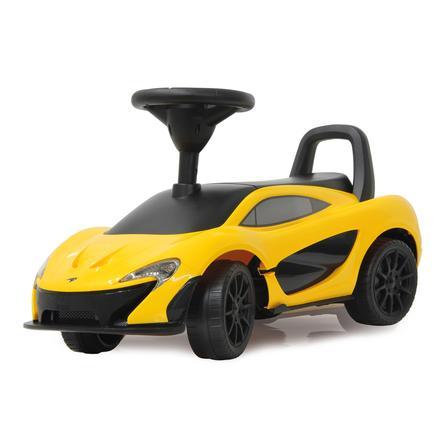 JAMARA Macchinina Kids Cavalcabile- McLaren P1 gialla