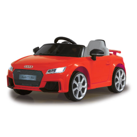 JAMARA Voiture électrique enfant Ride-on Audi TT RS rouge 12 V