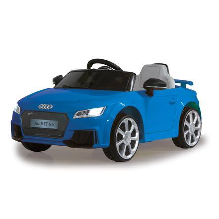 JAMARA Audi TT RS azul 12V para niños Ride-on