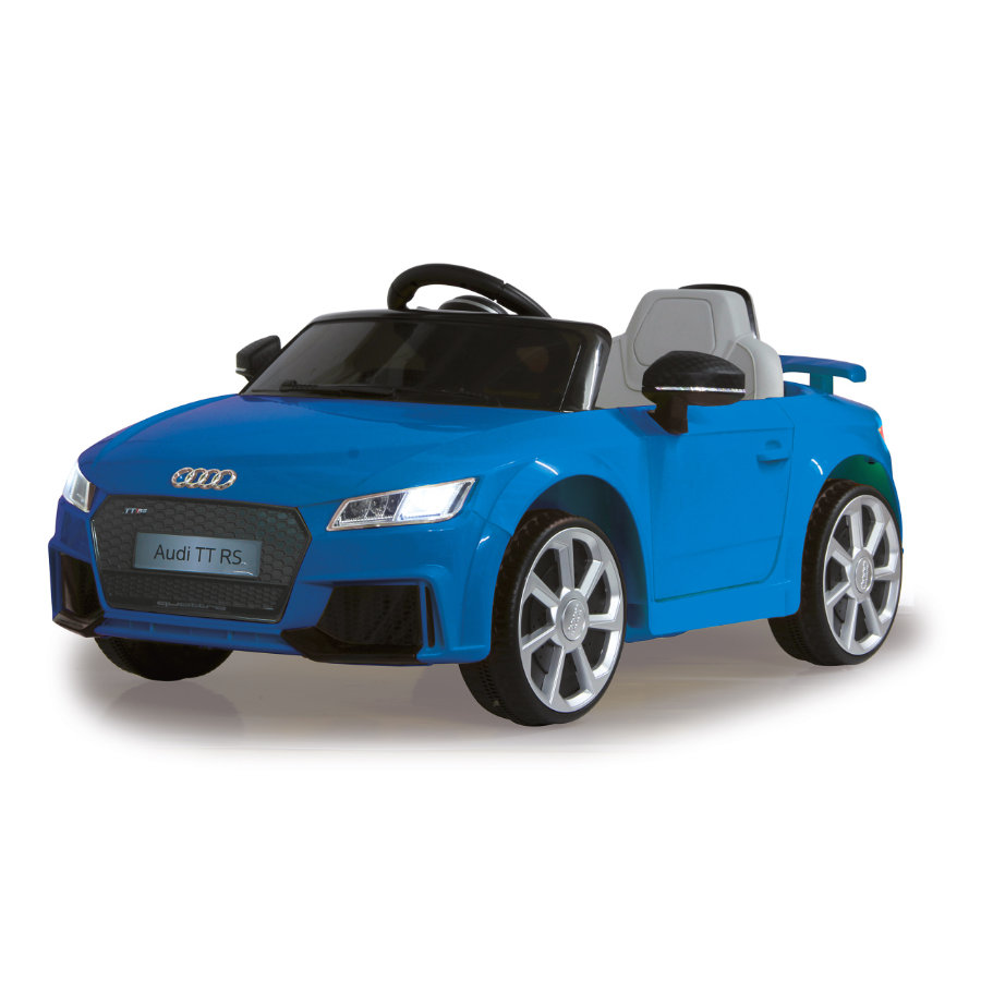 JAMARA Kids Ride-on - Audi TT RS, niebieski 12V