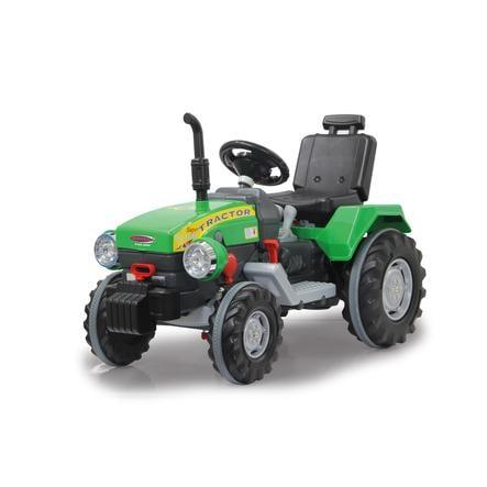 JAMARA Tracteur enfant Ride-on power drag 12 V