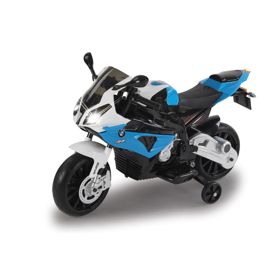 JAMARA Kids Ride-on - Motorcykel BMW S1000RR blå 12V