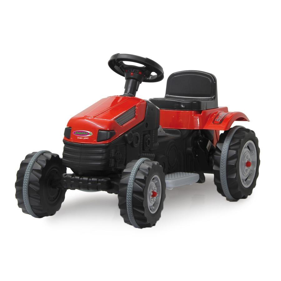 JAMARA Voiture électrique enfant Ride-on tracteur 6 V Strong Bull