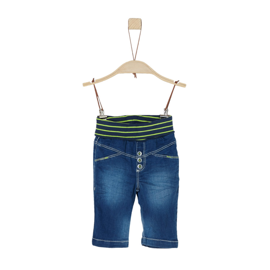 s.Oliver Boys Jean-broek blauw denim