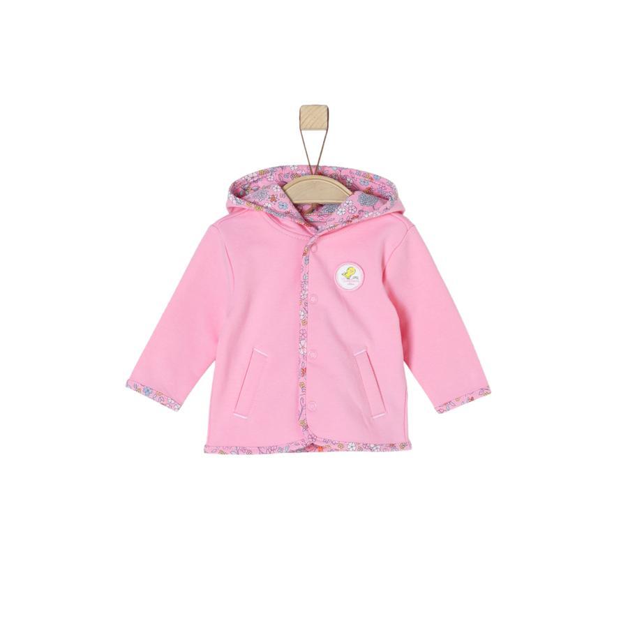 s.Oliver Girl s Chaqueta de sudor rosa claro