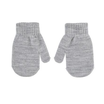name it Handschuhe grey melange