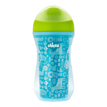 chicco Trinkbecher Active blau 14M+