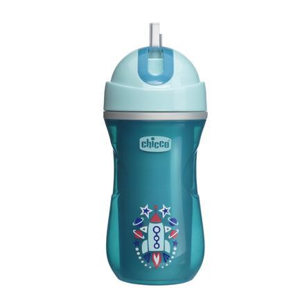 chicco Drinkbeker Sport blauw 14M+
