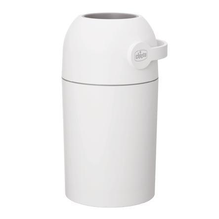 chicco Poubelle à couches Odour Off blanc
