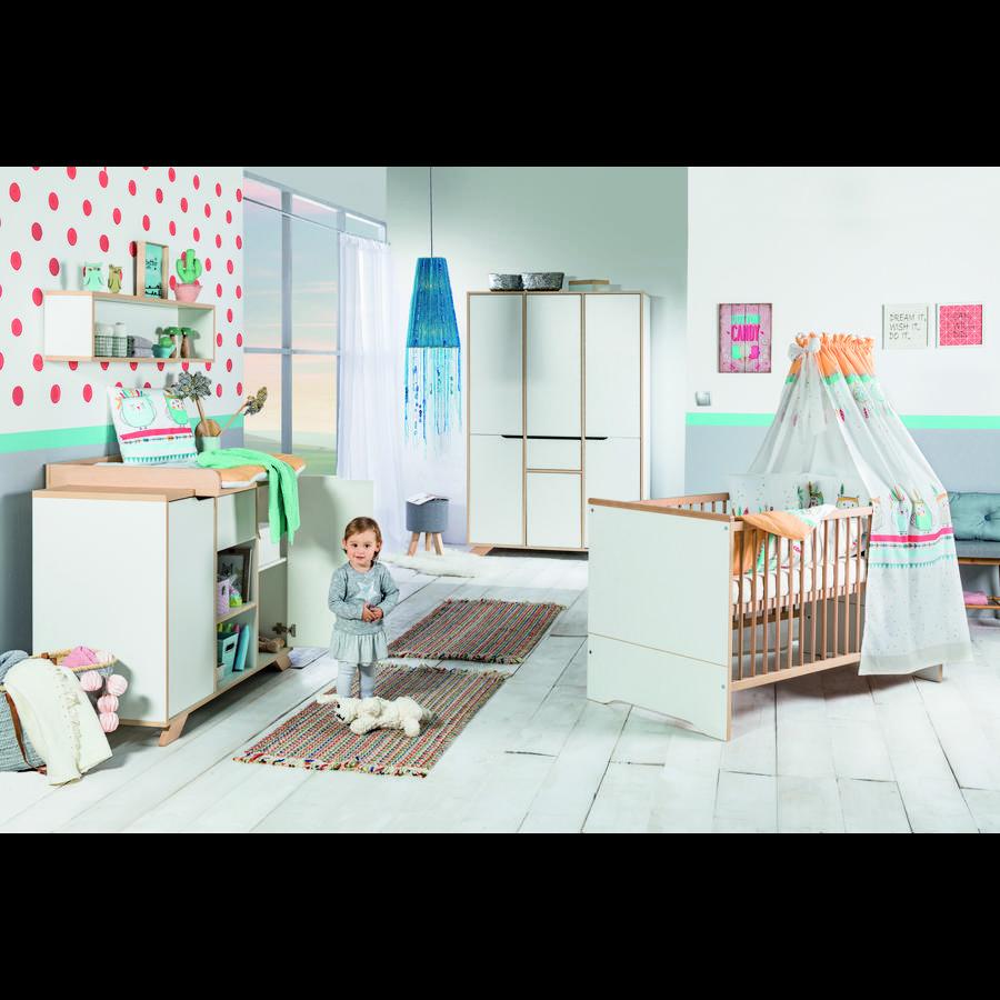 Schardt chambre d 39 enfant tokio armoire 6 portes for Armoire chambre d enfant