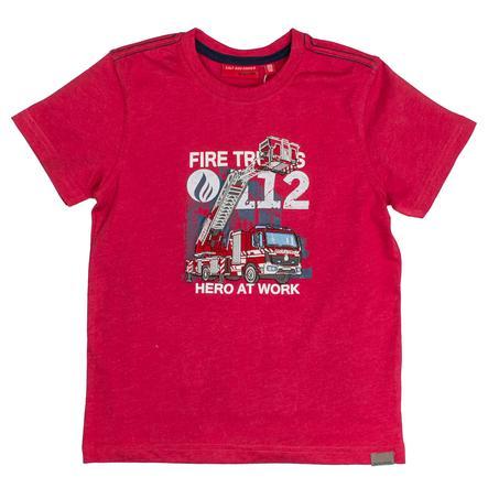 0cfa0c97851121 SALT AND PEPPER T-Shirt Fire uni Stick red melange - babymarkt.de