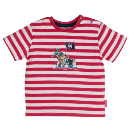 SALT AND PEPPER  T-Shirt Pirat red stripes