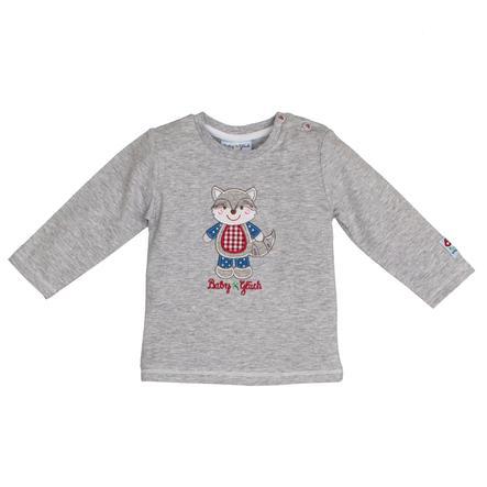 SALT AND PEPPER Camisa manga larga Baby luck gris mélange