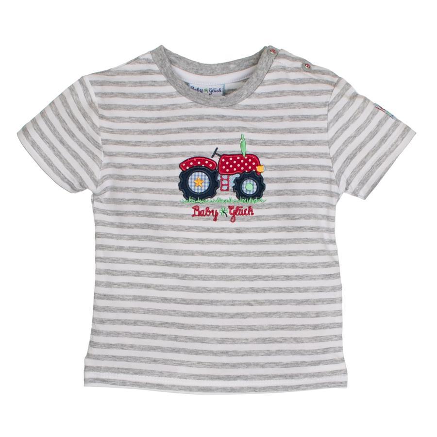SALT AND PEPPER  BabyLucky T-shirt Traktorband gråmelerad